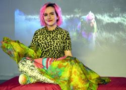 Jen Chapman, BA (Hons) Fine Art