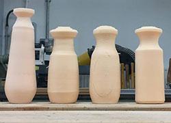 Milk bottle product development