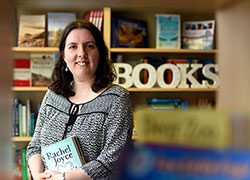 Teesside graduate's independent book shop recognised in top 10 list. Link to Teesside graduate's independent book shop recognised in top 10 list.