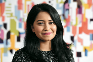 Priya Ahmed - recruitment co-ordinator