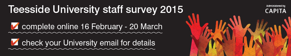 Staff survey 2015