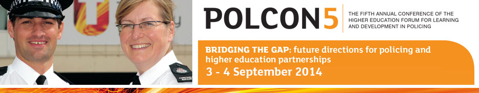 POLCON 5: The fifth annual conference of the higher education forum for learning and development in policing
