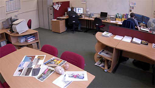 Office for graduate businesses
