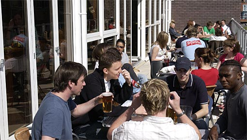 Students' Union Terrace Bar