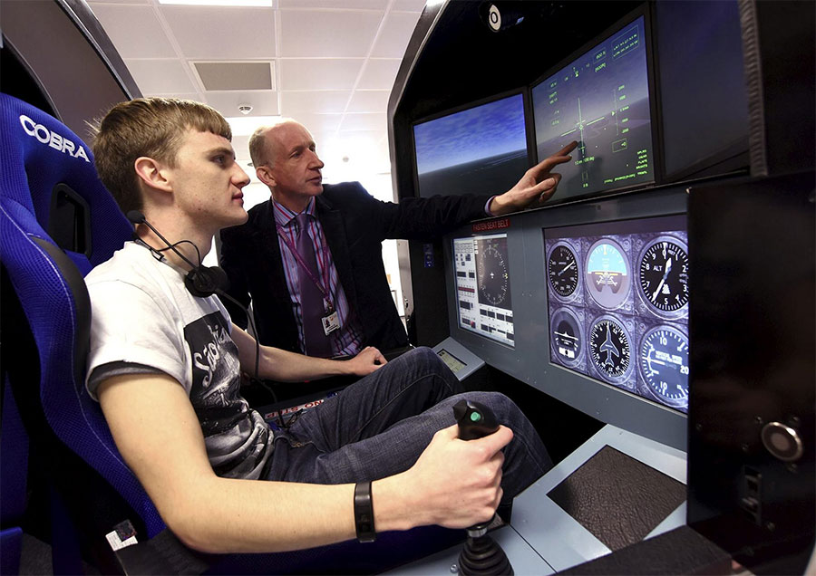 What are course offered in m.s for aeronautical engineering?