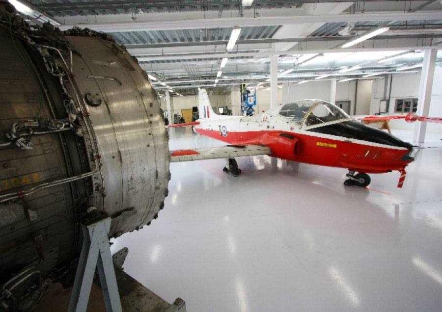 Study Aerospace Engineering in UK