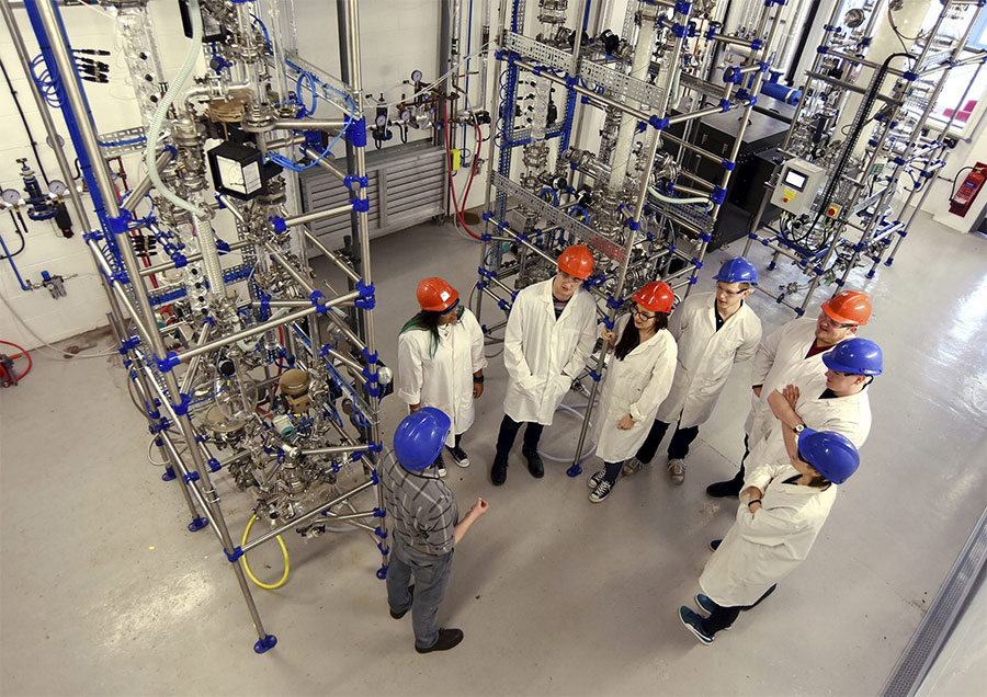 chemical engineering with industry  beng  hons