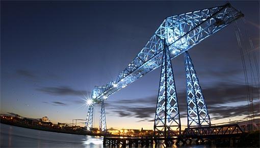 The Transporter Bridge