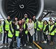 MSc Aviation Management field trip