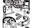 Illustration student work