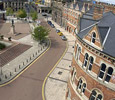 Middlesbrough's Exchange Square . Link to .