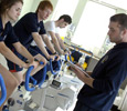 Physiology laboratory . Link to Physiology laboratory .