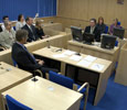 Mock Court Room. Link to Mock Court Room.