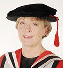 Alison Thain OBE FCIH