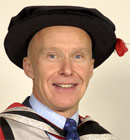 Alan Hinkes OBE, Doctor of Professional Studies