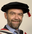 Professor Sir Alec Jeffreys, Doctor of Science