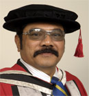 Professor Dr Ibrahim bin Abu Shah, Doctor of Laws