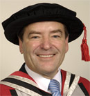 Jeff Stelling, Doctor of Professional Studies