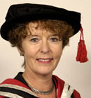 Moira Britton OBE, Doctor of Professional Studies