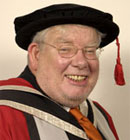 Richard Griffiths, Doctor of Letters