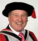 Trevor Arnold MBE, Doctor of Business Administration