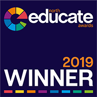 Educate North Student Experience Award 2019 winner