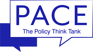 Logo. PACE - The Policy Think Tank
