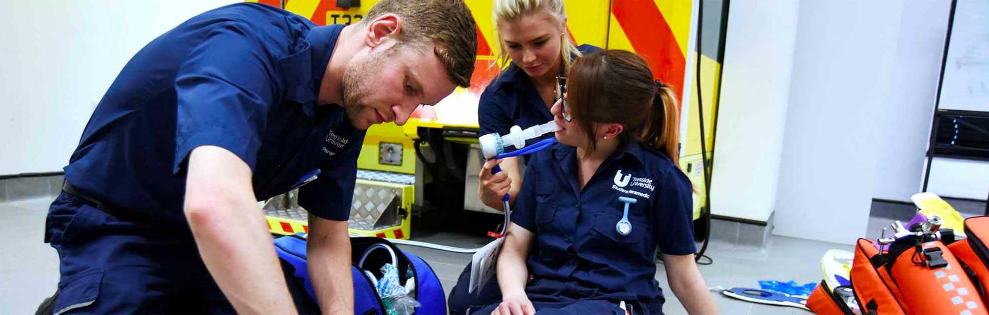 Paramedic Practice