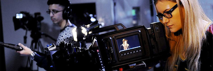 Film and TV Production (with Foundation Year)