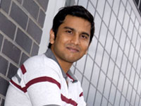 Sandeep Roy, MA Creative Digital Media student
