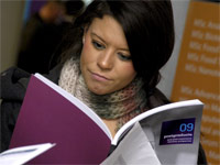 Open day attracts potential postgraduate students