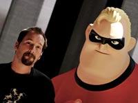 Animator Andrew Schmidt