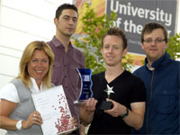 Teesside scoop national CIPR award for Best Website, Microsite or Intranet.