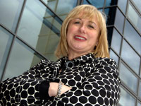 Linda Halbert, Principal and Chief Executive of Freebrough Academy Trust
