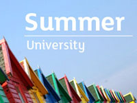 Summer University.
