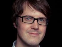 Teesside University graduate Dan Zelcs.