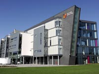 Teesside University's Darlington campus
