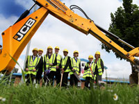 Building work begins on new business and enterprise centre for Thornaby Academy