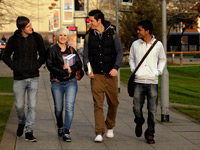 Teesside scores highly in National Student Survey.