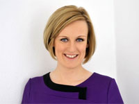 BBC Breakfast's Steph McGovern