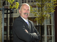 Brian Rankin, Head of the Centre for Forensic Investigation