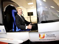 Jo Johnson MP, the Minister of State for Universities and Science at Teesside University.. Link to Minister pays visit to Teesside University.