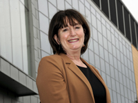 Laura Woods, Director of The Forge. Link to Teesside University chosen to help SMEs develop leadership skills .