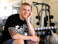 Link to Dyslexia didn't stop Sean achieving a first-class degree.