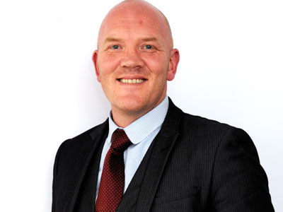 Senior Law Lecturer Andrew Perriman. Link to Teesside in running for prestigious law award.