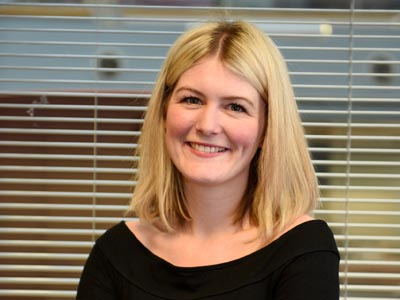 Dr Jessica McCarrick, Senior Lecturer in Counselling Psychology