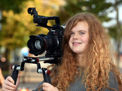 Link to National bursary for talented television and film student.