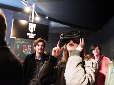 ExpoTalent, one of the North East's biggest digital showcases.. Link to View the pictures.