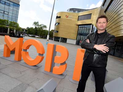 George Clarke.. Link to George Clarke to speak at MOBI employer event.