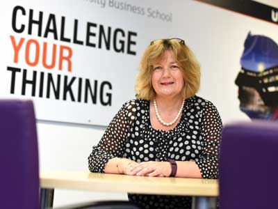 Dr Susan Laing. Link to Teesside University Business School launches MBA to build a new generation of entrepreneurial leaders for our region.
